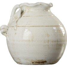 Decarie Ceramic Water Pitcher