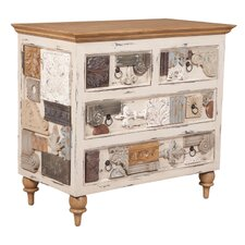 Greenville 4 Drawer Gentleman's Chest