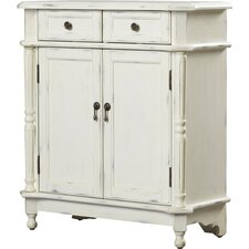 Bouleware Hand Painted 2 Drawer Accent Chest