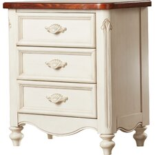Brecon 3 Drawer Bachelor's Chest