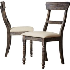 Snellville Ladderback Side Chair (Set of 2)