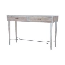 Leonard Stretcher Console Table