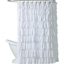 Marouane Ruffle Shower Curtain