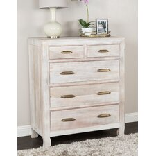 Carrie 5 Drawer Chest
