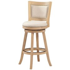 "Hettinger 29"" Swivel Bar Stool"