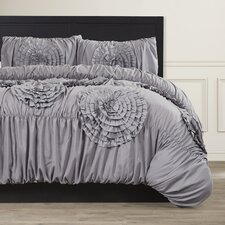 Tensed 3 Piece Comforter Set