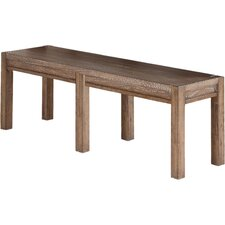 Twin Falls Wood Kitchen Bench