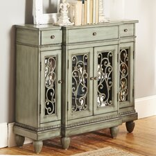 Union City 4 Door Credenza