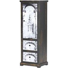 Vitrolles 2 Drawer Tower Cabinet