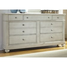 Stamford 7 Drawer Dresser