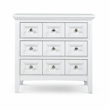 Windham 3 Drawer Bachelors Chest