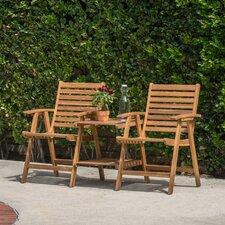 Dempsey Wood Garden Bench