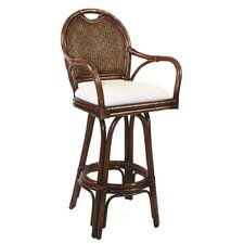"Coleridge 24"" Swivel Bar Stool"