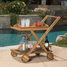 Pinecrest Bar Serving Cart
