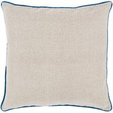 Franklin Linen Throw Pillow