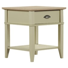 Dundee End Table with 1 Drawer