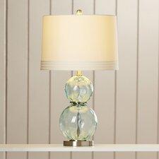 """Barika 29"""" H Table Lamp with Empire Shade"""