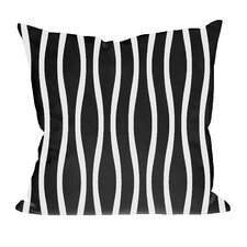River Ridge Wavy Stripe Throw Pillow