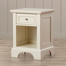Winter Haven 1 Drawer Nightstand