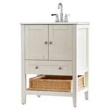 "Margot 25"" Single Bathroom Vanity Set"