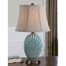 "Eden 23"" H Table Lamp with Empire Shade"