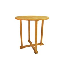 "Milena 39"" Round Bar Table"