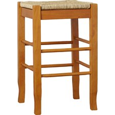 "Hogan 24"" Bar Stool with Cushion"