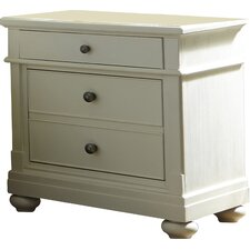 Stamford 2 Drawer Nightstand