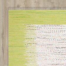 Ona Hand-Woven Ivory / Citron Area Rug