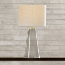 "Dania 29.5"" H Table Lamp with Drum Shade"