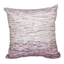 Rocio Ocean View Geometric Print Throw Pillow