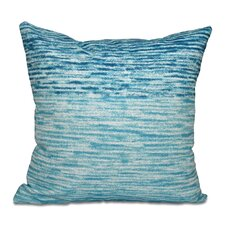 Rocio Ocean View Geometric Print Throw Pillow