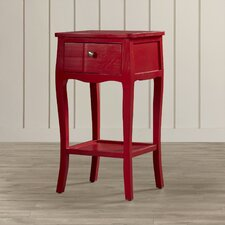 Waterfoot End Table