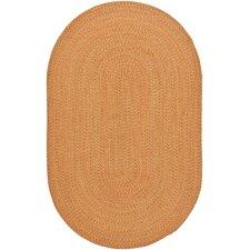 Hand Woven Beige/Orange Area Rug