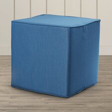 Surfside Square Pouf Ottoman