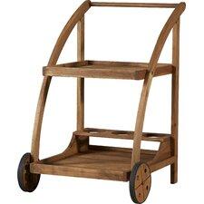 Bucksport Bar Serving Cart