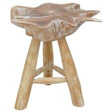 Waldeck Teak Wood Stool