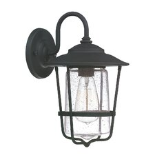 Glen 1 Light Outdoor Wall lantern