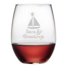 Southwick Stemless Wine Glass