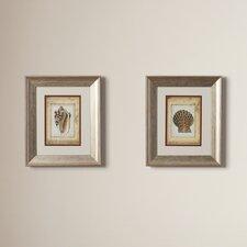 Lucea Framed Painting Print Set (Set of 2)