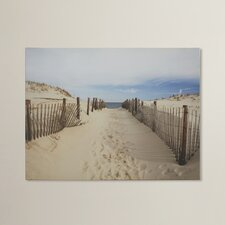 Boca Pointe Photographic Print on Wrapped Canvas