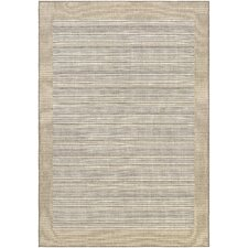 Pleasanton Cocoa Natural/Ivory Indoor/Outdoor Area Rug