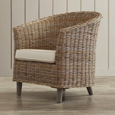 Rattan Wicker Accent Chairs Wayfair