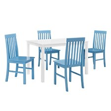 Indian Harbour 5 Piece Dining Set