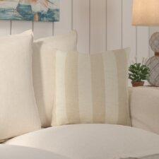 Stillwater Smooth Stripe Throw Pillow