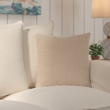 Palmetto Solid Indoor/Outdoor Pillow Cover