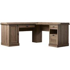 Bowerbank L-Shaped Executive Desk