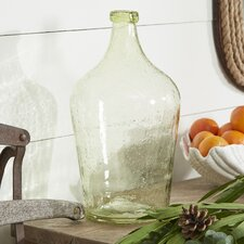 3 Piece Cloche Bottle Vase Set