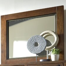 Blue Spruce Mirror