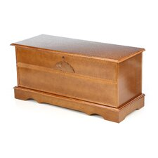 Cromwell Cedar Chest with Locking Lid
